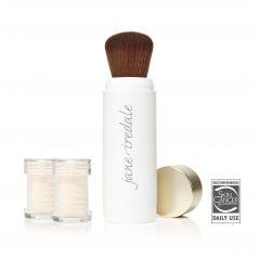 Солнцезащитная пудра с кистью-контейнером Powder-Me SPF ® 30 Translucent (прозрачная)