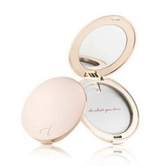 Пудреница для рефиллов Refillable Compact Rose Gold
