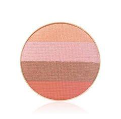 Оттеночные пудры Bronzer Refill Peach and Cream